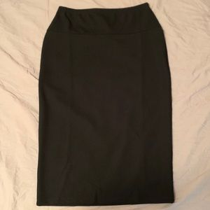 Stretchy pencil skirt NWOT